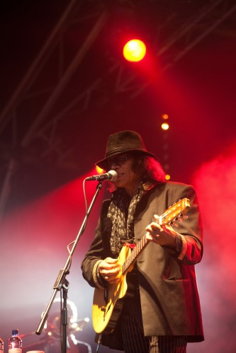 BEBCJE Rodriguez playing Greenman festival 2009, Glanusk Park, Crickhowell, Wales